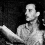 Acteur Soerabaja Radio Toneel - Kess Mooijman