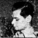 Acteur Soerabaja Radio Toneel - Kapitein F.C. de Boer