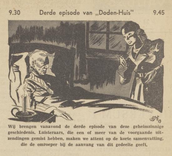 Uit de gids: 1939 Deel 03 Dodenhuis