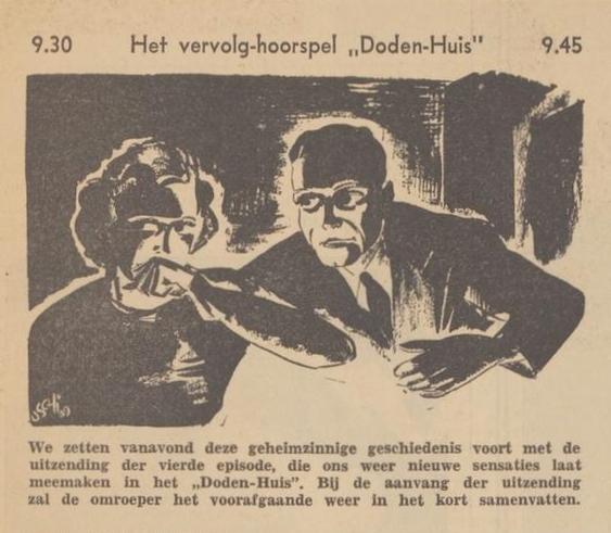 Uit de gids: 1939 Deel 04 Dodenhuis