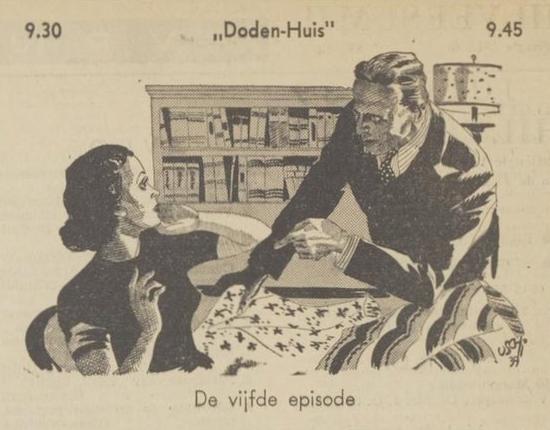 Uit de gids: 1939 Deel 05 Dodenhuis