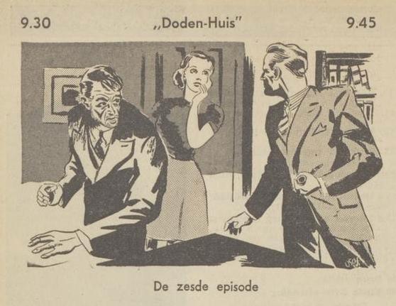 Uit de gids: 1939 Deel 06 Dodenhuis