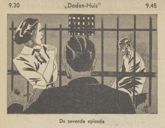 Uit de gids: 1939 Deel 07 Dodenhuis