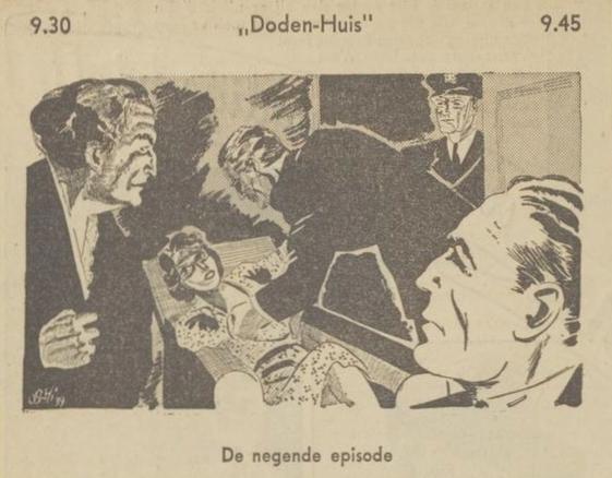 Uit de gids: 1939 Deel 09 Dodenhuis