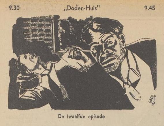 Uit de gids: 1939 Deel 12 Dodenhuis