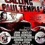 1948 Calling Paul Temple FilmPoster