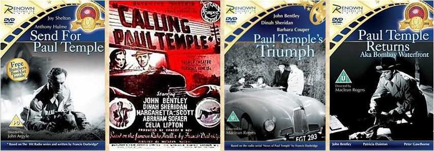 Paul Temple film banner