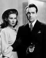 Paul Temple op film - John Bentley en Dinah Sheridan in 1948 en 1950