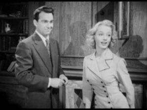 Paul Temple op film - Paul en Steve 1952