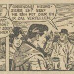 Paul Vlaanderen strip De Penruan moord 01