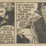Paul Vlaanderen strip De Penruan moord 13