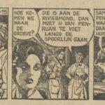 Paul Vlaanderen strip De Penruan moord 21