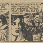 Paul Vlaanderen strip De Penruan moord 26