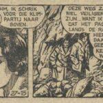 Paul Vlaanderen strip De Penruan moord 27