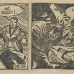 Paul Vlaanderen strip De Penruan moord 28