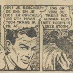 Paul Vlaanderen strip De Penruan moord 32