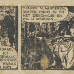 Paul Vlaanderen strip De Penruan moord 36
