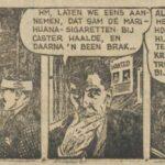 Paul Vlaanderen strip De Penruan moord 38