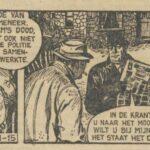 Paul Vlaanderen strip De Penruan moord 41