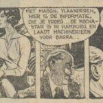 Paul Vlaanderen strip De Penruan moord 46