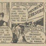 Paul Vlaanderen strip De Penruan moord 47