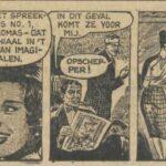 Paul Vlaanderen strip De Penruan moord 49