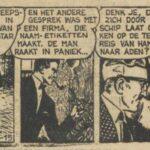 Paul Vlaanderen strip De Penruan moord 51