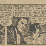 Paul Vlaanderen strip De Penruan moord 57