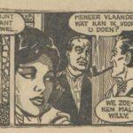 Paul Vlaanderen strip De Penruan moord 59