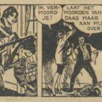 Paul Vlaanderen strip De Penruan moord 60