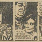 Paul Vlaanderen strip De Penruan moord 61
