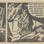 Paul Vlaanderen strip De Penruan moord 63