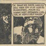 Paul Vlaanderen strip De Penruan moord 64