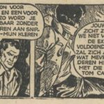 Paul Vlaanderen strip De Penruan moord 66