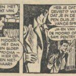 Paul Vlaanderen strip De Penruan moord 67