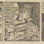 Paul Vlaanderen strip De Penruan moord 68