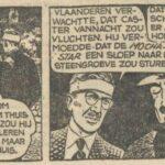 Paul Vlaanderen strip De Penruan moord 69