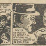 Paul Vlaanderen strip De Penruan moord 70