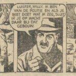 Paul Vlaanderen strip De Penruan moord 71