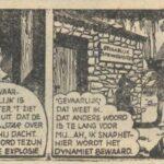 Paul Vlaanderen strip De Penruan moord 72