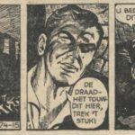 Paul Vlaanderen strip De Penruan moord 74
