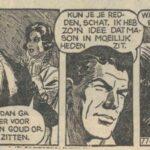 Paul Vlaanderen strip De Penruan moord 77