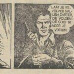 Paul Vlaanderen strip De Penruan moord 80