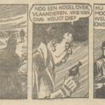 Paul Vlaanderen strip De Penruan moord 81
