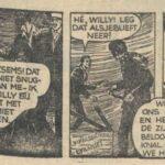 Paul Vlaanderen strip De Penruan moord 82