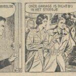 Paul Vlaanderen strip De geheime transistor 10