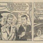 Paul Vlaanderen strip De geheime transistor 23