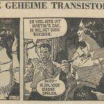 Paul Vlaanderen strip De geheime transistor 37