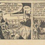 Paul Vlaanderen strip De wapendiefstallen 11