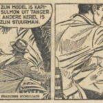 Paul Vlaanderen strip De wapendiefstallen 19